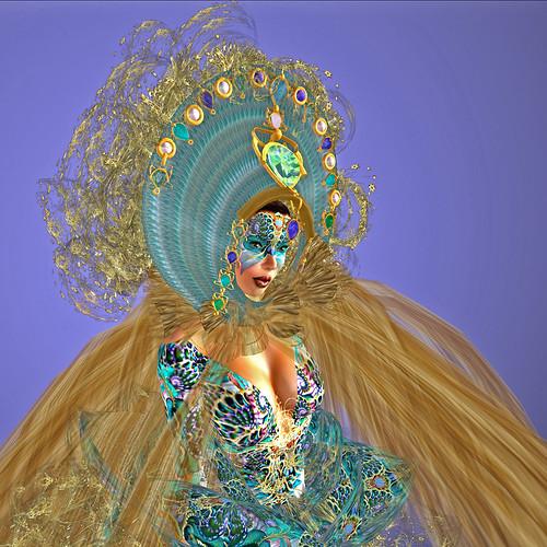 Rialto Gown - Edika Creations (close)