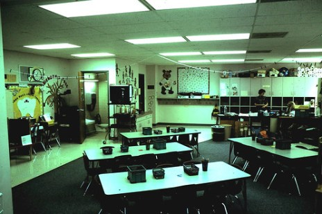 Forder Elementary School Classroom 1