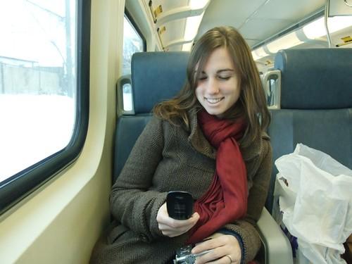 On the Go Train