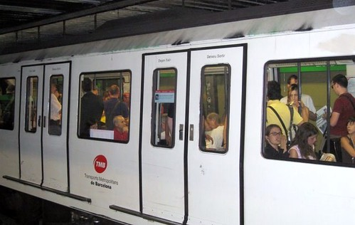 Metro de Barcelona: Transporte eficiente