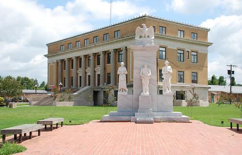 Humphreys County Courthouse, Belzoni