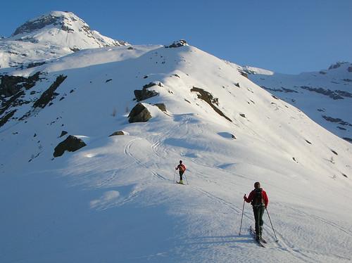 Monte Morion, 2839m