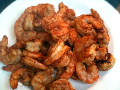 Finished Shrimp
