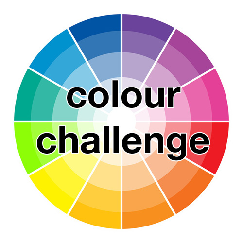 Colour Challenge Header