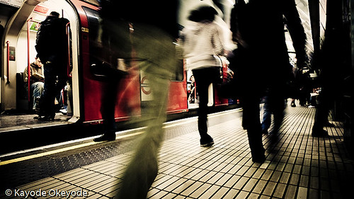London Underground Blues