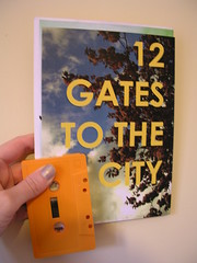 12 Gates to the City, a zine I bought at the London Zine Symposium, may 3, 2009