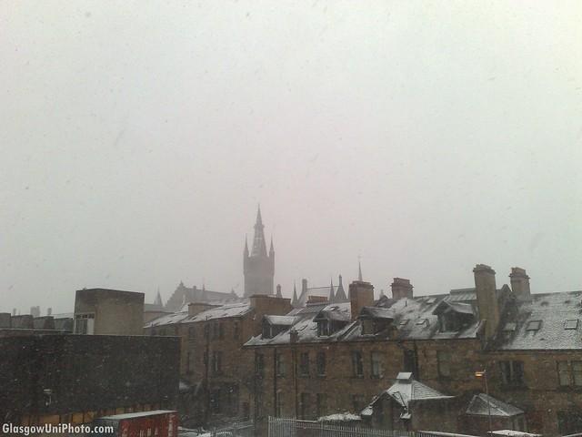 Snowy University of Glasgow
