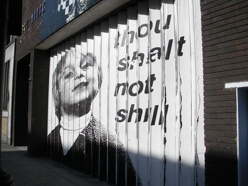 thou shalt not shill by duncan