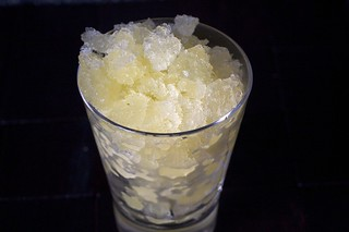 lemonana granita