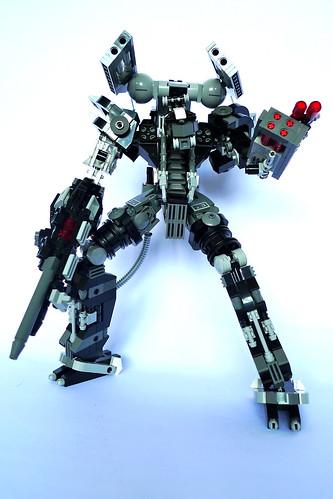 LEGO Kronos mecha