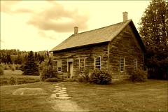 John Brown´s Farmhouse