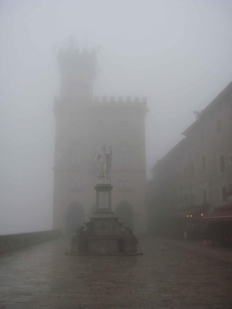 Palacio Público de San Marino