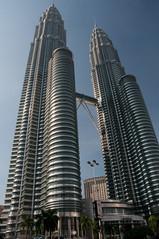 Petronas Towers. Duh.