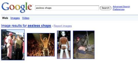 Assless Chaps