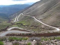 """""""Los carracoles"""", de 2000m d'altitude a 4170m !"""