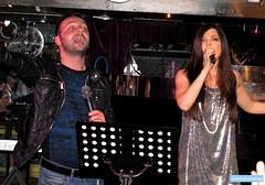 Romania's Paula & Ovi at UK Eurovision Preview...
