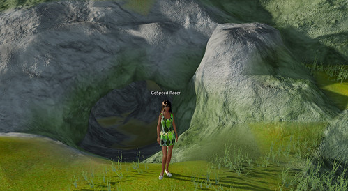 Island 13 Cave - 1