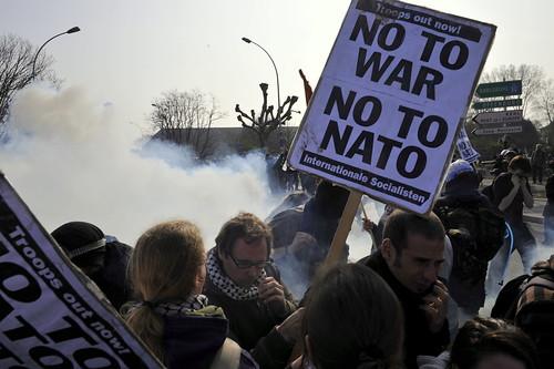 NATO+protest+Strasbourg+4-4-09