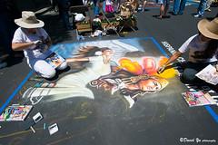 The Italian Street Painting Festival 2009