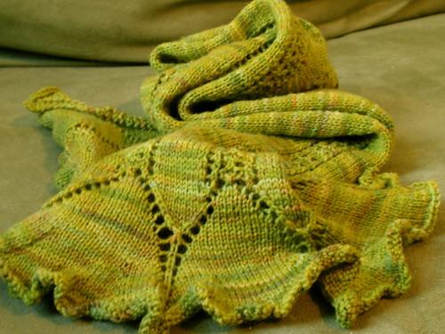 flutter scarf