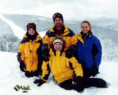 Vail Vacation - 2001