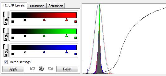 DSS Tutorial: Curves Step 1
