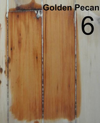 6: Golden Pecan