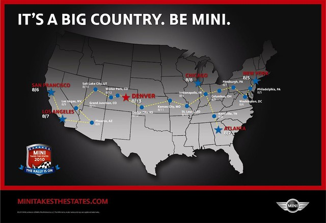 MTTS Route Map