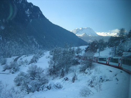 Views from the Glacier Express by janetmck