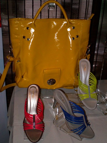 VNC shoes and bags
