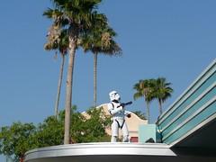 Star Wars Weekends Storm Trooper
