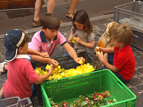 Child Labour in La Orotava