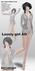 Lovely girl AO set by SLC @ The Deck