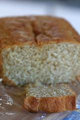 Whole Wheat Vanilla Bean Pound Cake