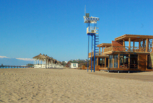 Belek beach, Antalya, Turkey, pentax k10d