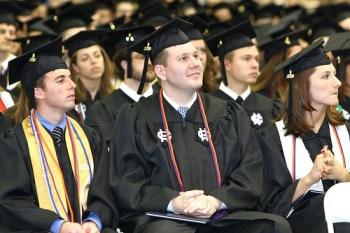 Hillsdale College Graduation 2009