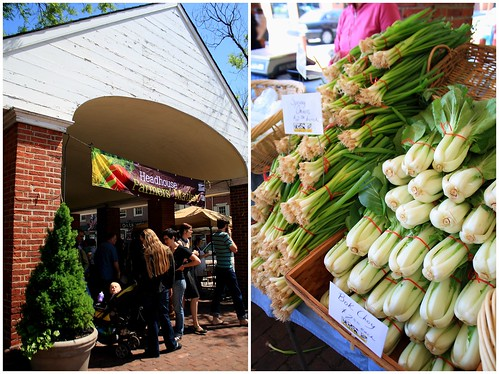 Headhouse Market Diptych