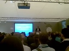 Social Media Presentation at Internet World Ex...