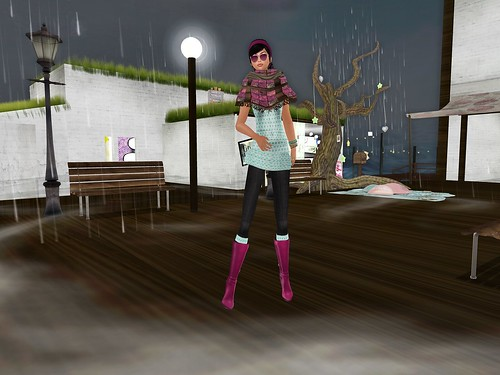 Thursday Rain New Sim  #8