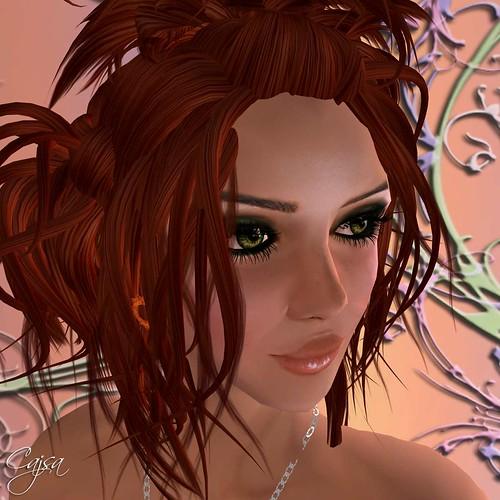 Beauty Avatars lovely peachy skin