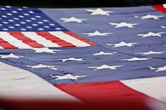 9/11 World Trade Center Flag 4