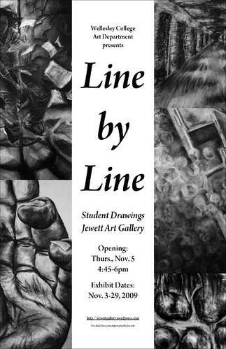 Line by Line Poster