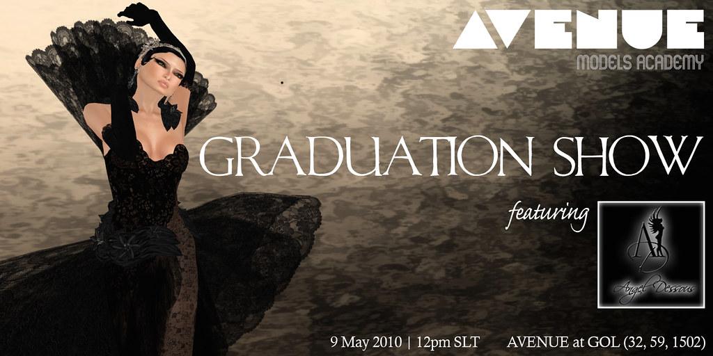 AVENUE Grad Show - Angel Dessous - 5/9/10