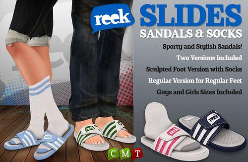 Reek - Slides
