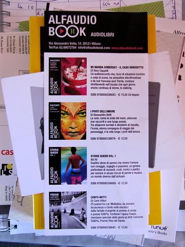 (ALFAUDIOBOOK, Salone del Libro TO 010)