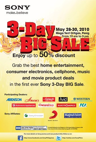 Sony Big Sale