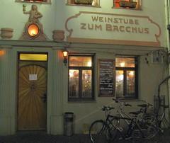 Weinhaus zum Bacchus/Le Lavandin