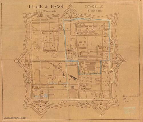 Bản đồ Hà nội