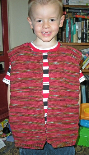 Christmas Spices Cardigan (5)