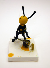 Worker Bee: Splat